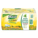 100% Recycled Convenience Bundle Bathroom Tissue 4 RollsPack Carton of 6 Packs (MRC6224)