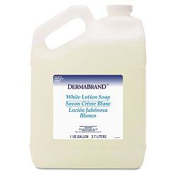Mild Cleansing Lotion Soap Pleasant Scent Liquid 1 Gallon Bottle Carton of 4 (BWK420CT)