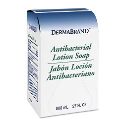 Antibacterial Soap Floral Balsam 800 mL. Box (BWK8200EA)