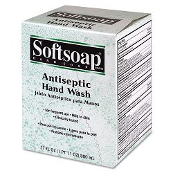 Antiseptic Unscented Liquid Refill 800 mL. Box (CPM01926EA)
