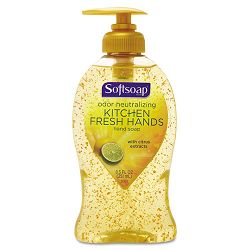 Hand Soap Kitchen Fresh Hands 8.5 oz Pump Bottle 1 Each (CPM26583)