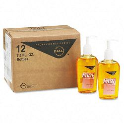 Liquid Gold Antimicrobial Soap Unscented Liquid 7.5 oz Pump Bottle Carton of 12 (DPR84014CT)