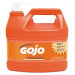 NATURAL ORANGE Smooth Hand Cleaner 1 Gallon Pump DispenserCitrus Scent Carton of 4 (GOJ094504)
