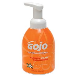 Luxury Foam Antibacterial Handwash Orange Blossom 18 oz Pump (GOJ576204)