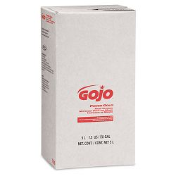 POWER GOLD Hand Cleaner 5000 mL Citrus Scent Green Carton of 2 (GOJ7596)