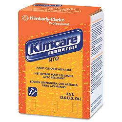 KIMCARE INDUSTRIE NTO Hand Cleaner with Grit Orange 3.5L Bag In Box Carton of 2 (KIM91047)