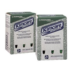 KIMCARE INDUSTRIE SuperDuty Hand Cleanser with Grit Herbal 3.5L Bag In Box Carton of 2 (KIM91757)