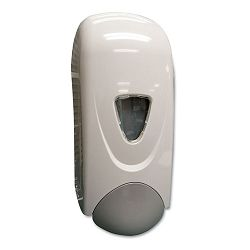 "Foam-eeze Bulk Foam Soap Dispenser 1000 mL 4-78""w x 4-34""d x 11""h WhiteGray (UNS9325)"