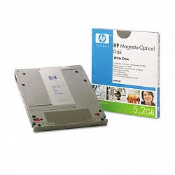 "5.25"" Optical Disk Write Once (WORM) 5.2GB 2048 BytesSector (HEW88146J)"