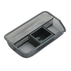 Drawer Organizer Metal Mesh Black (ROL22121)