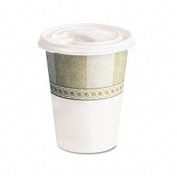 Hot Drink Cups Paper 12 oz. Wise Size Pack 50 per Pack (DXE2342SCDX)