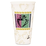 Hot Cups Paper 20 oz. Coffee Dreams Design 25Pack (DXE5360CD)