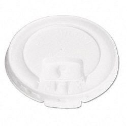 Liftback & Lock Tab Cup Lids for Foam Cups Fits 10 oz Trophy Cups WE 2000CT (SLODLX10R)