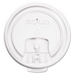 Hot Cup Lids White Carton of 1000 (SLOLB3081)