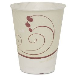 Symphony Design Trophy Foam HotCold Drink Cups 8 oz. Carton of 300 (SLOOFX8NJ8002CT)