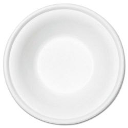 Compostable Tableware 11.5 oz Bowls White Carton of 300 (STML003R)