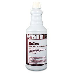 Bolex 23 Percent Hydrochloric Acid Bowl Cleaner 32 oz. Bottle Carton of 12 (AEPR92512CT)