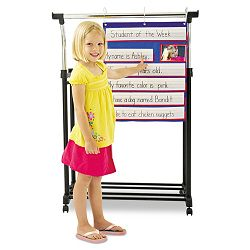 "Student of the Week Pocket Chart Seven Pockets 19"" x 23 12"" (CDP158033)"