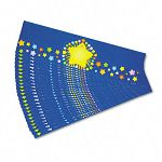 Rainbow Star Crowns 23-12w x 6-14h Pack of 30 (CDPCD0234)