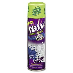 Foamtastic Bathroom Cleaner Fresh Scent 19 oz Spray Can (CHU35270)