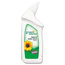 Green Works Toilet Cleaner 24 oz. Bottle (COX00451)