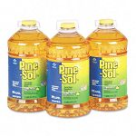 Pine-Sol All-Purpose Cleaner Lemon Scent 144 oz. Bottle Carton of 3 (COX35419CT)