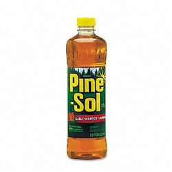 Pine-Sol Cleaner Disinfectant Deodorizer 28 oz. Bottle (COX40174EA)