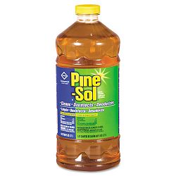 Pine-Sol Cleaner Disinfectant Deodorizer 60 oz. Bottle (COX41773EA)