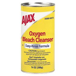 Oxygen Bleach Easy-Rinse Formula Cleanser No Chlorine14oz. Carton of 48 (CPM04275)