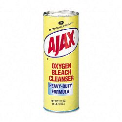 Oxygen Bleach Powder Cleanser 21 oz Container Carton of 24 (CPM14278CT)