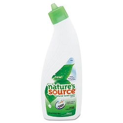 Nature's Source Toilet Bowl Cleaner Fresh Scent 24 oz. Bottle (DRACB706162)