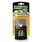GoMobile Charger 2 AA and AAA Pre-Charged Batteries One Hour Charge (DURCEF26DX40001)