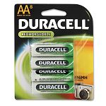 Rechargeable NiMH Batteries AA Pack of 8 (DURDC1500B8N)