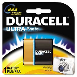 Ultra High Power Lithium Battery 223 6V (DURDL223ABPK)