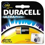 Ultra High Power Lithium Battery CR2 3V (DURDLCR2BPK)