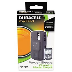 myGrid Blackberry Curve Power Sleeve (DURPPS10US0002)