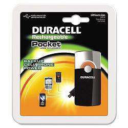 Pocket Charger Universal Cable with USB & Mini-USB (DURPPS4US0001)