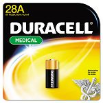 Alkaline Medical Battery 6 Volt (DURPX28ABPK)
