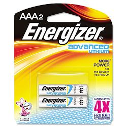 Advanced Lithium Batteries AAA Pack of 2 (EVEEA92BP2)