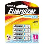 Advanced Lithium Batteries AAA Pack of 4 (EVEEA92BP4)