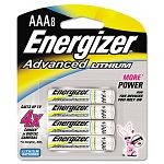Advanced Lithium Batteries AAA Pack of 8 (EVEEA92BP8)