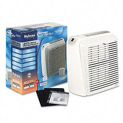 Allergen Remover Air Purifier 256 sq ft Room Capacity (HLSHAP726U)