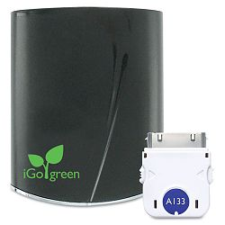 Dual USB Wall Charger iPhoneiPod Tips (IGOBN002800001)