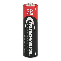 Alkaline Batteries AA 24 BatteriesPack (IVR11024)