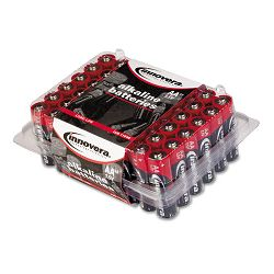 Alkaline Batteries AA 48BatteriesPack (IVR11048)