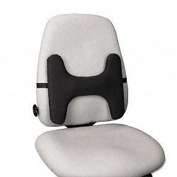 Memory Foam Lumbar Back Rest (KMW62823)