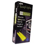 "Snaplights 6""l x 34""w Blue Pack of 10 (MLE151846)"