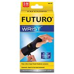 "Energizing Wrist Support SmallMedium Fits Left Wrists 5 12"" - 6 34"" Black (MMM48401EN)"