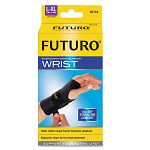 "Energizing Wrist Support LargeXLarge Fits Left Wrists 6 34"" - 8 12"" Black (MMM48403EN)"