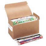 Award Woodcase Pencil Party Assortment HB #2 144 per box (MPD8209)